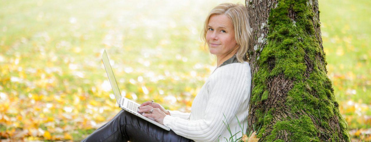 Empatitränare Lisa Carpevi